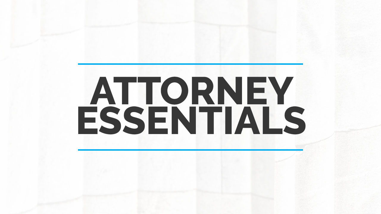 Attorney Essentials